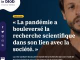 [Vidéo] «La pandémie a bouleversé la recherche scientifique dans son lien avec la société» –Universcience